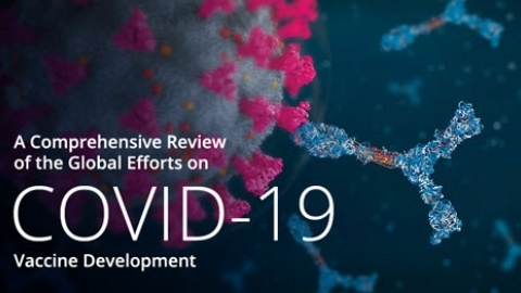 Covid-19 vaccine development review article thumbnail